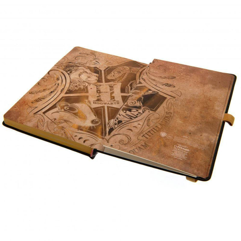CARNET PREMIUM POUFSOUFFLE - HARRY POTTER