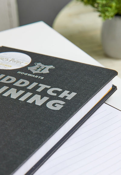 CARNET A5 QUIDDITCH TRAINING - HARRY POTTER - la boutique du sorcier