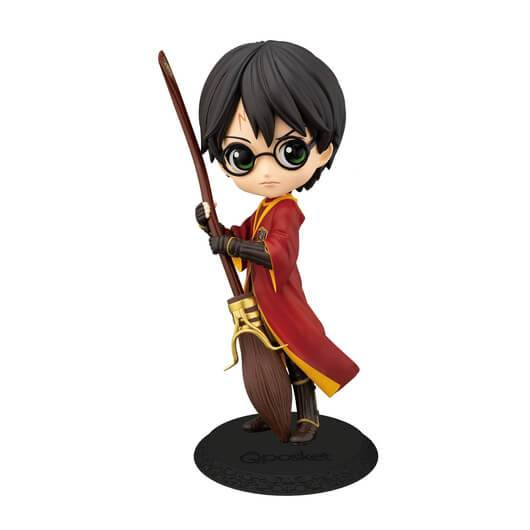 FIGURINE HARRY POTTER QUIDDITCH Q-POSKET (15cm) - HARRY POTTER