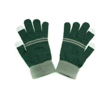 GANTS TACTILES SERPENTARD - HARRY POTTER La Boutique du Sorcier - Wizard Shop