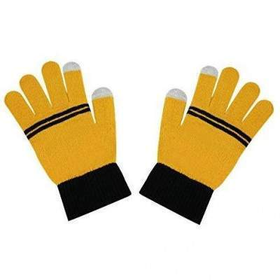 GANTS TACTILES POUFSOUFFLE - HARRY POTTER