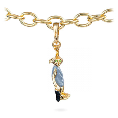 CHARM LUMOS DOBBY - HARRY POTTER - la boutique du sorcier