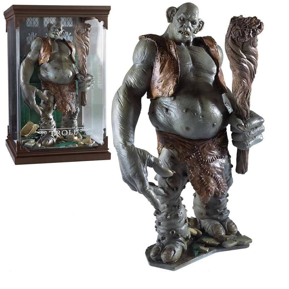 STATUETTE TROLL - HARRY POTTER