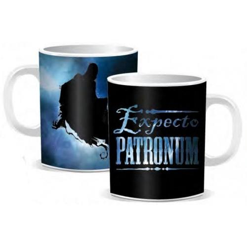 MUG THERMORÉACTIF EXPECTO PATRONUM 400ML - HARRY POTTER