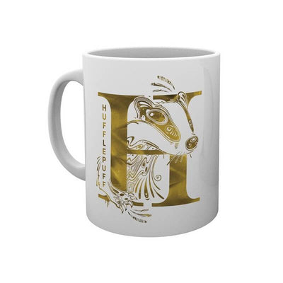 MUG POUFSOUFFLE (350 ML) - HARRY POTTER - la boutique du sorcier