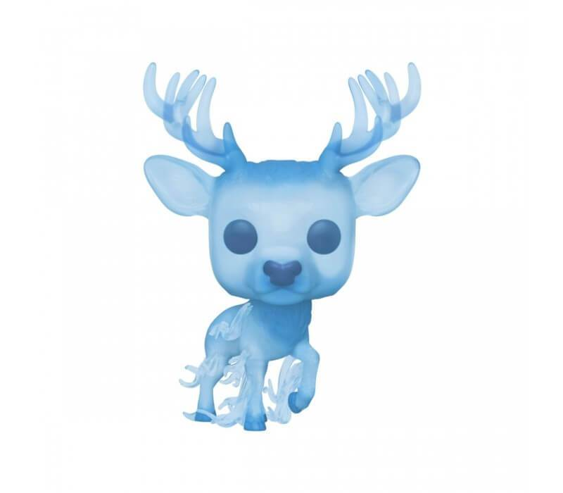 FUNKO POP CERF PATRONUS HARRY POTTER (Précommande) - HARRY POTTER
