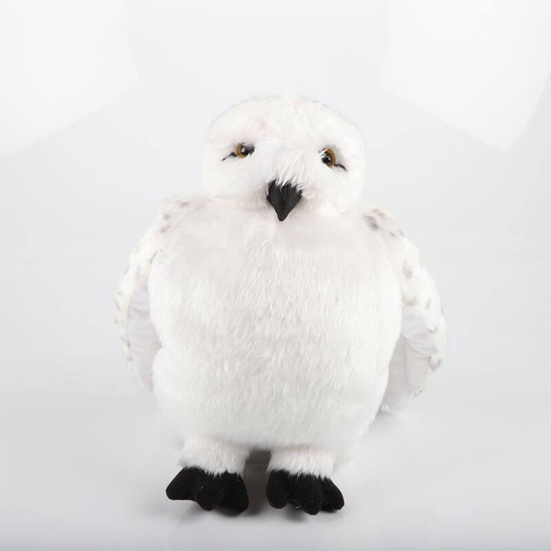 PELUCHE SONORE HEDWIGE 25cm - HARRY POTTER