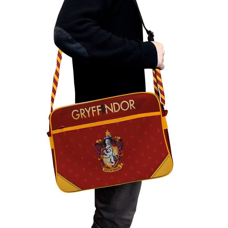SAC BANDOULIÈRE / CARTABLE GRYFFONDOR - HARRY POTTER