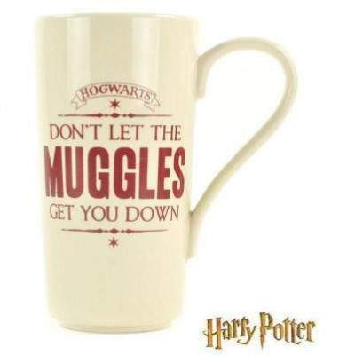 HAUTE TASSE MUGGLES - HARRY POTTER La Boutique du Sorcier - Wizard Shop