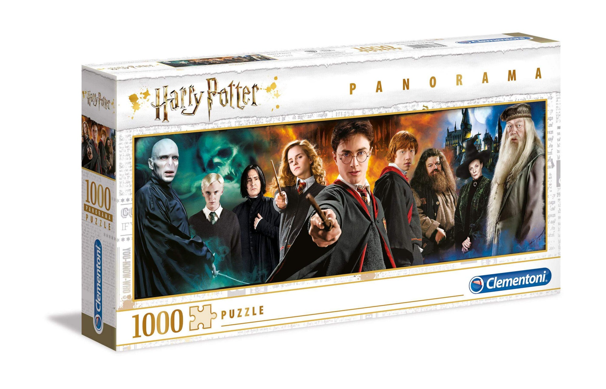 PUZZLE PANORAMA PERSONNAGES (1000 PIÈCES) - HARRY POTTER