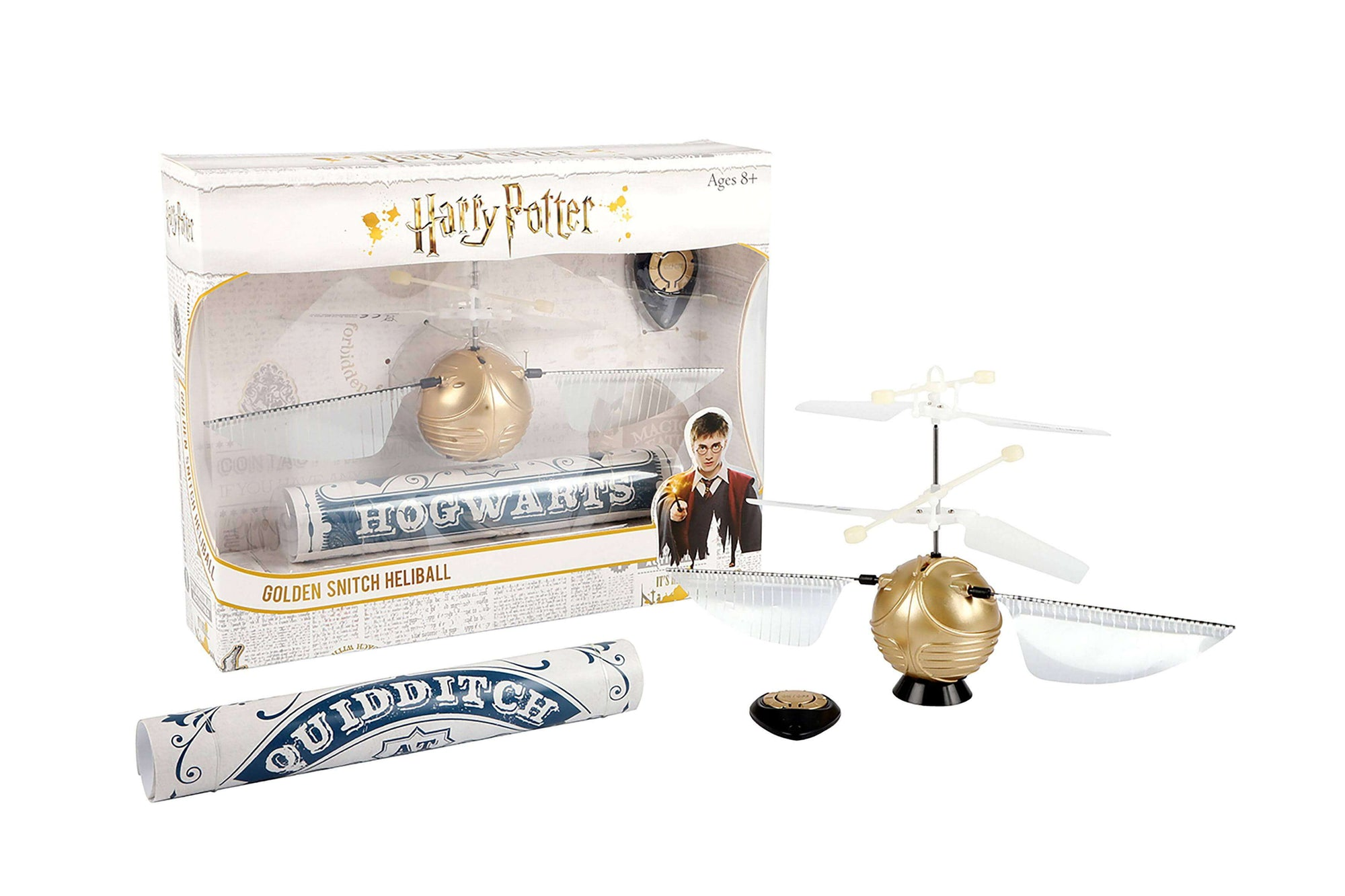 vif d'or volant harry potter boutique du sorcier