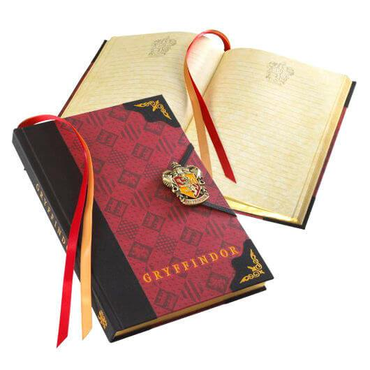 Journal Premium Gryffondor - Harry Potter
