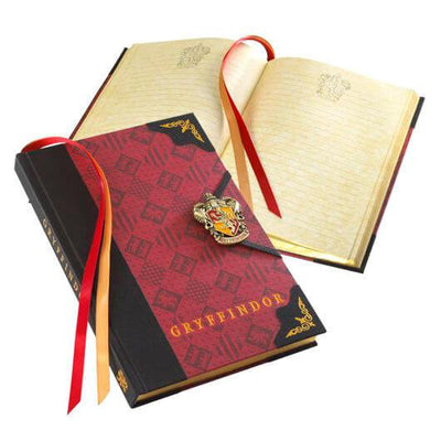 Journal Premium Gryffondor - Harry Potter - la boutique du sorcier