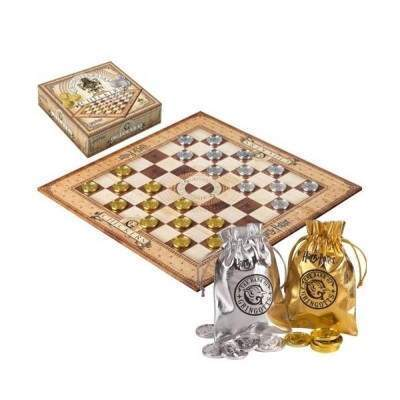 JEU DE DAMES GRINGOTTS - HARRY POTTER La Boutique du Sorcier - Wizard Shop
