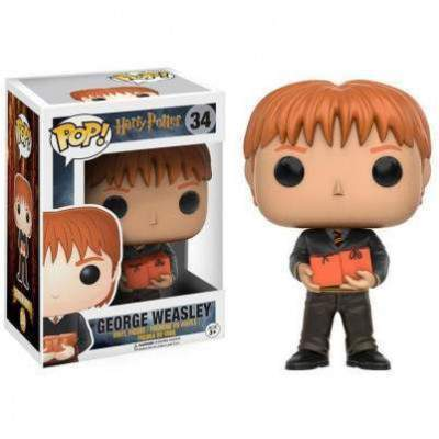 FIGURINE POP GEORGE WEASLEY - HARRY POTTER La Boutique du Sorcier - Wizard Shop