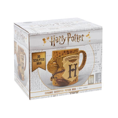 MUG QUIDDITCH 3D (568 mL) - HARRY POTTER - la boutique du sorcier