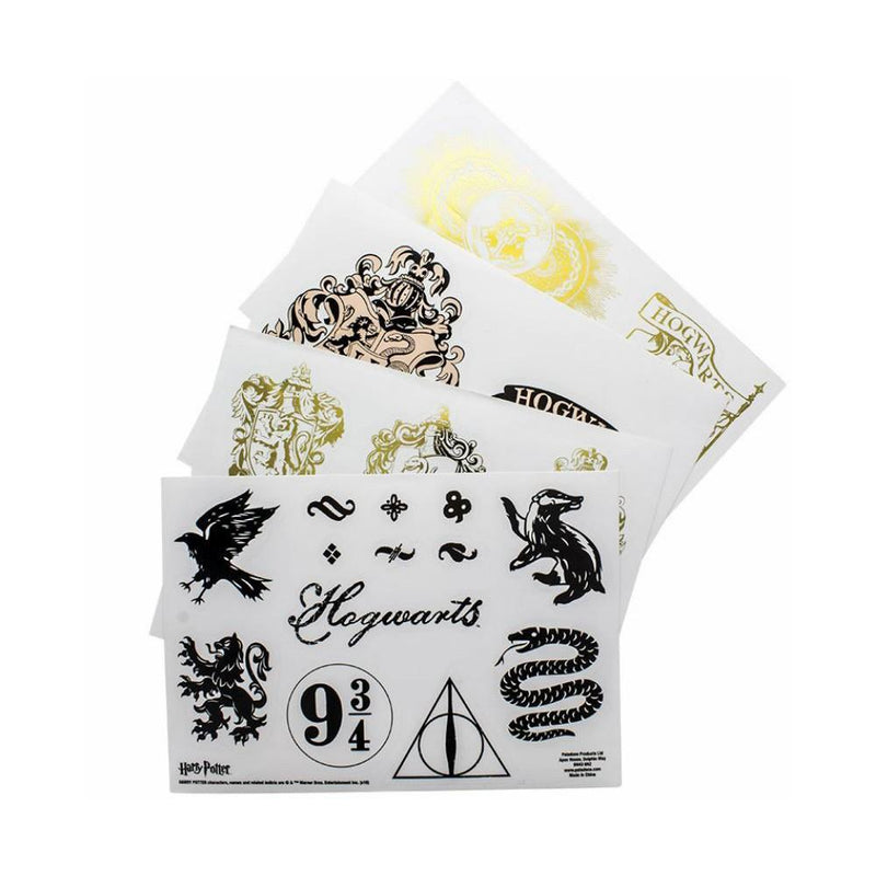 LOT DE 27 STICKERS - HARRY POTTER