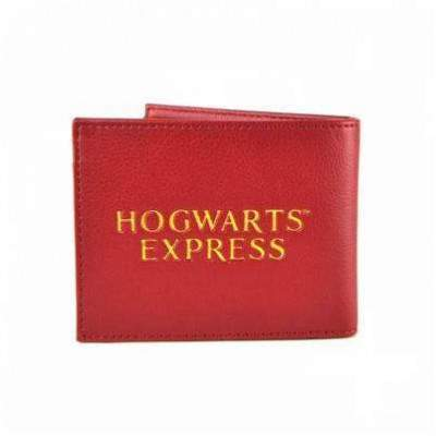 PORTEFEUILLE POUDLARD EXPRESS VOIE  9 3/4 - HARRY POTTER