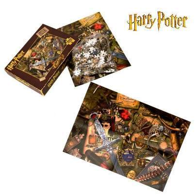 PUZZLE HORCRUXES - HARRY POTTER