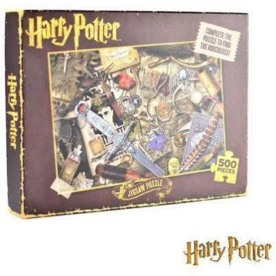 PUZZLE HORCRUXES - HARRY POTTER La Boutique du Sorcier - Wizard Shop