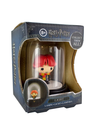 MINI LAMPE SOUS CLOCHE RON 13CM (Style Chibi) - HARRY POTTER la boutique du sorcier