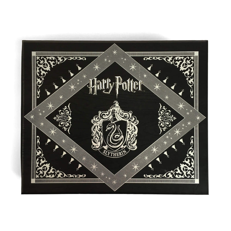 SET DE PAPETERIE DELUXE SERPENTARD - HARRY POTTER