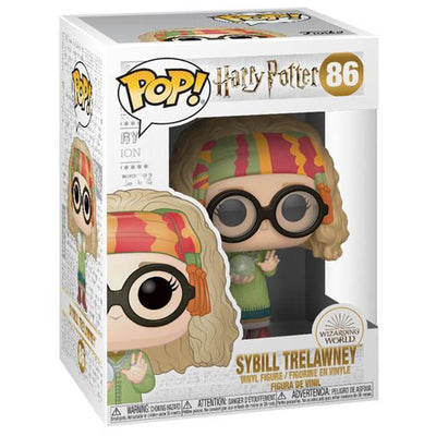 FUNKO POP SYBILL TRELAWNEY - HARRY POTTER - la boutique du sorcier