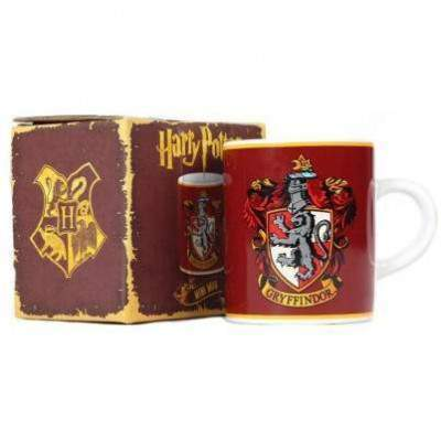 TASSE À EXPRESSO GRYFFONDOR - HARRY POTTER La Boutique du Sorcier - Wizard Shop
