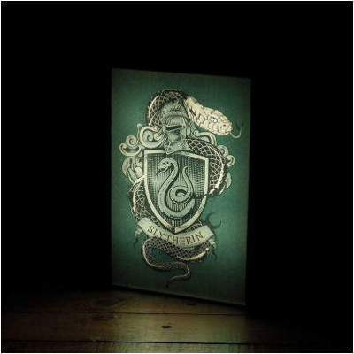 VEILLEUSE SERPENTARD - HARRY POTTER La Boutique du Sorcier - Wizard Shop