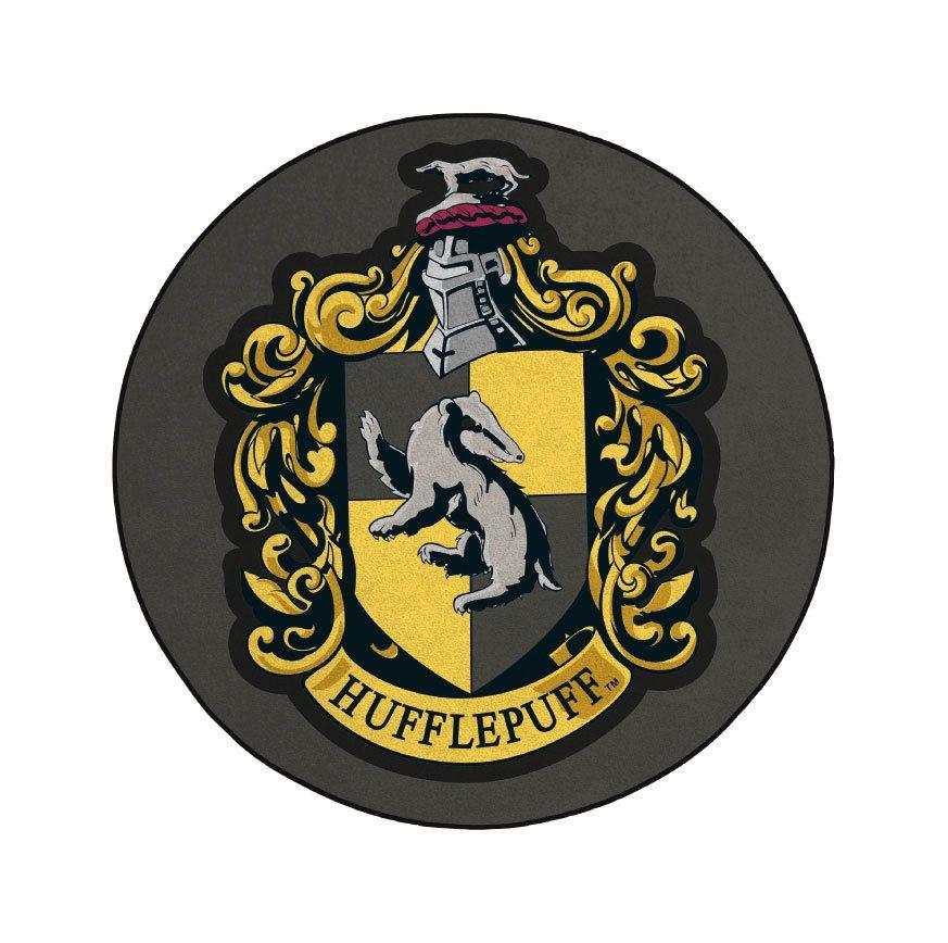 TAPIS POUFSOUFFLE (80cm) - HARRY POTTER
