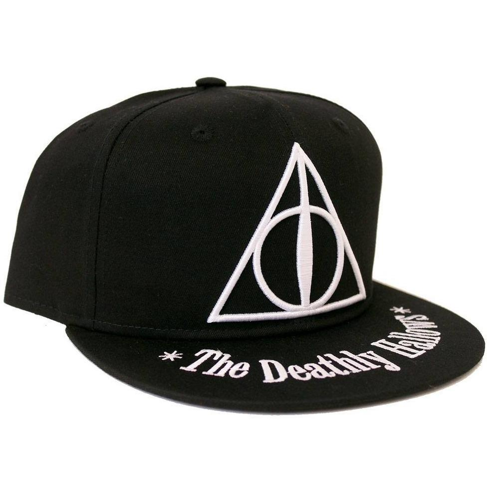 CASQUETTE DEATHLY HALLOWS -  HARRY POTTER La Boutique du Sorcier - Wizard Shop