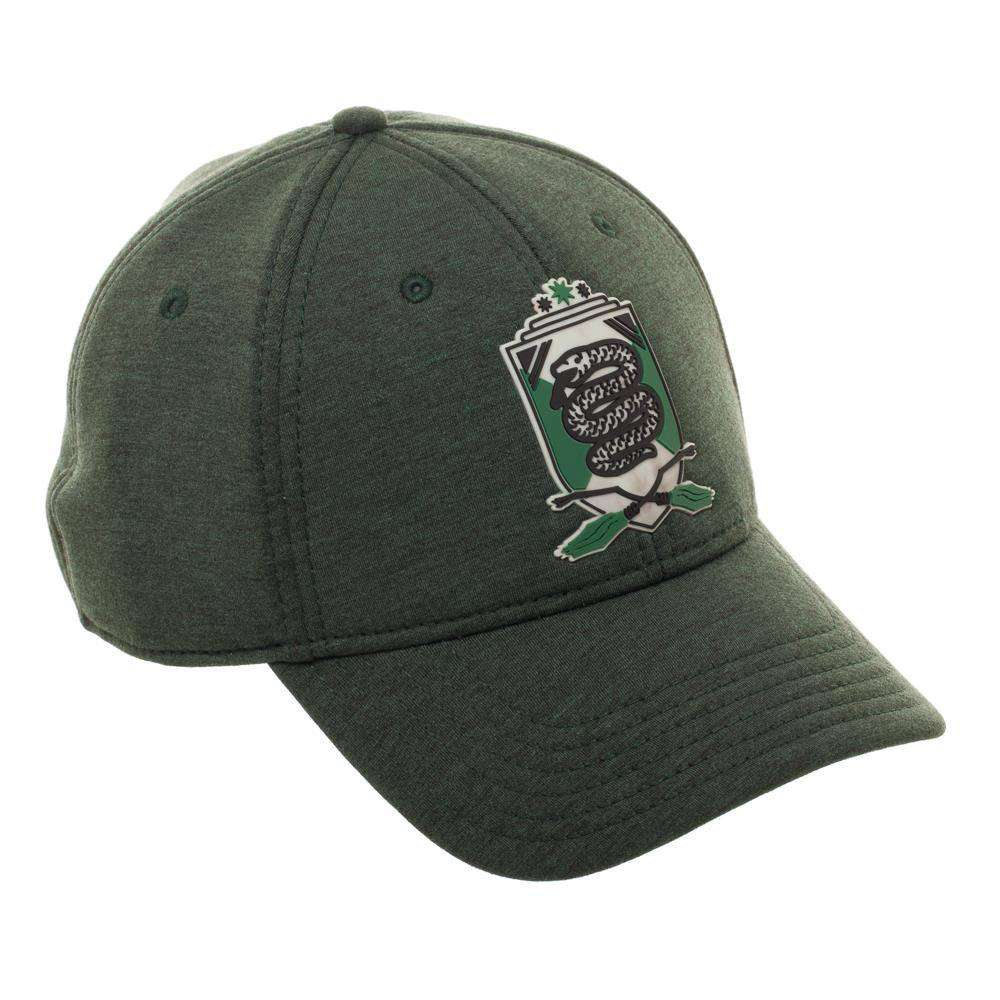 CASQUETTE SERPENTARD VERTE - HARRY POTTER