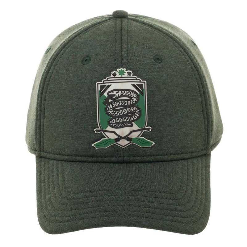 CASQUETTE SERPENTARD VERTE - HARRY POTTER - la boutique du sorcier