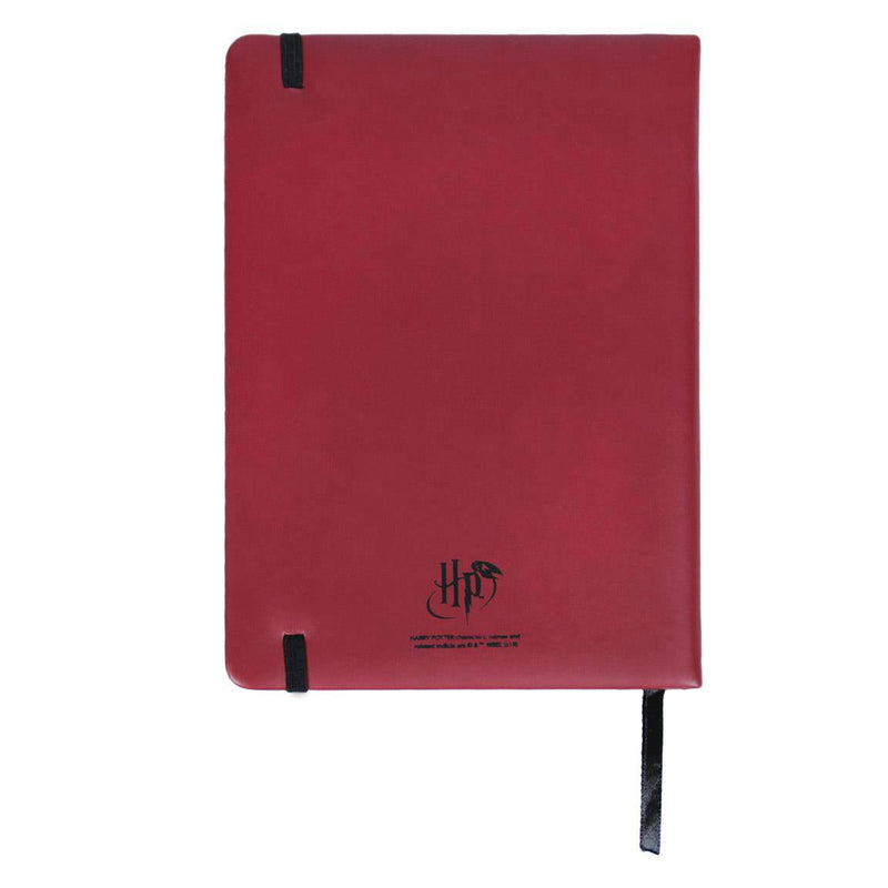 CARNET A5 PREMIUM VOIE 9 3/4- HARRY POTTER