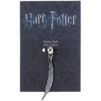 CHARM PLUME SLIDER CHARM - HARRY POTTER La Boutique du Sorcier - Wizard Shop