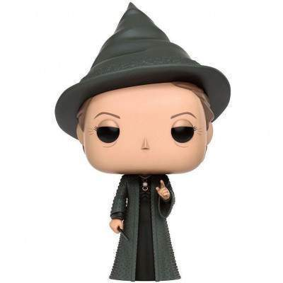 FIGURINE POP MC GONAGALL - HARRY POTTER La Boutique du Sorcier - Wizard Shop