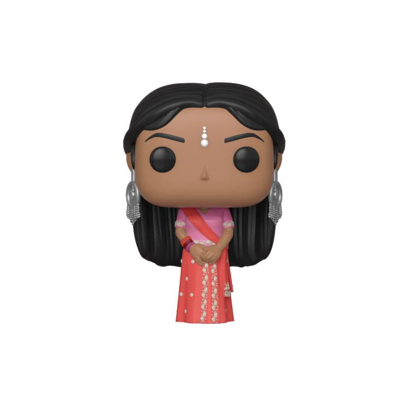 FUNKO POP PADMA PATIL (EDITION BAL DE NOEL) - HARRY POTTER - la boutique du sorcier