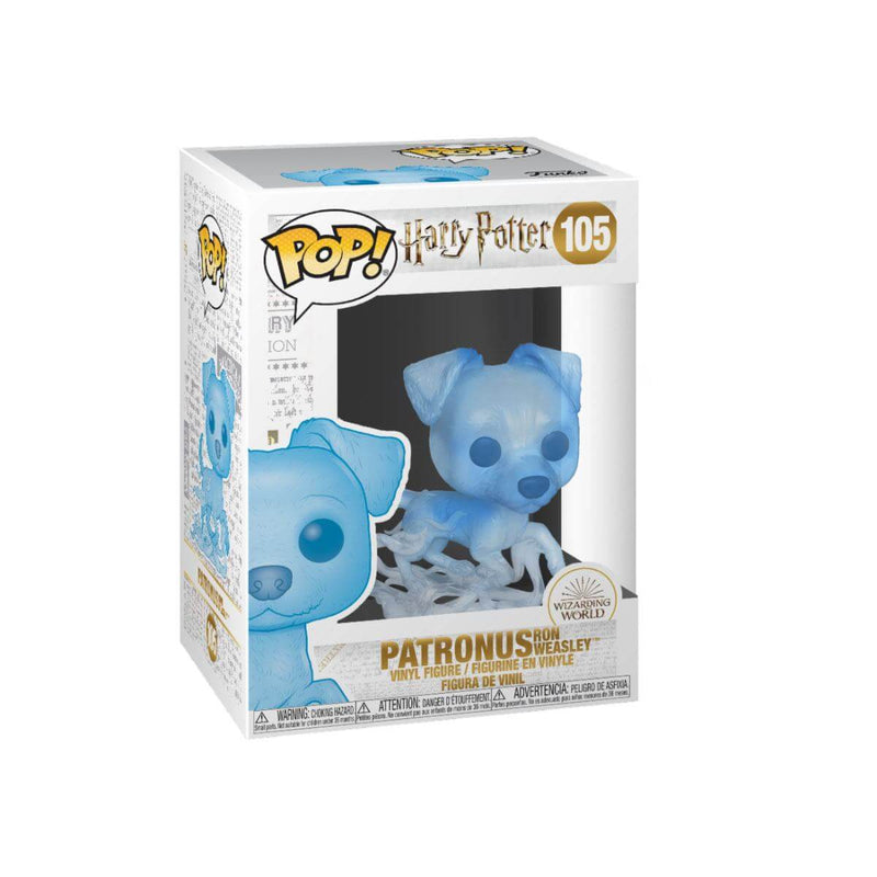 FUNKO POP CHIEN PATRONUS RON WEASLEY  - HARRY POTTER