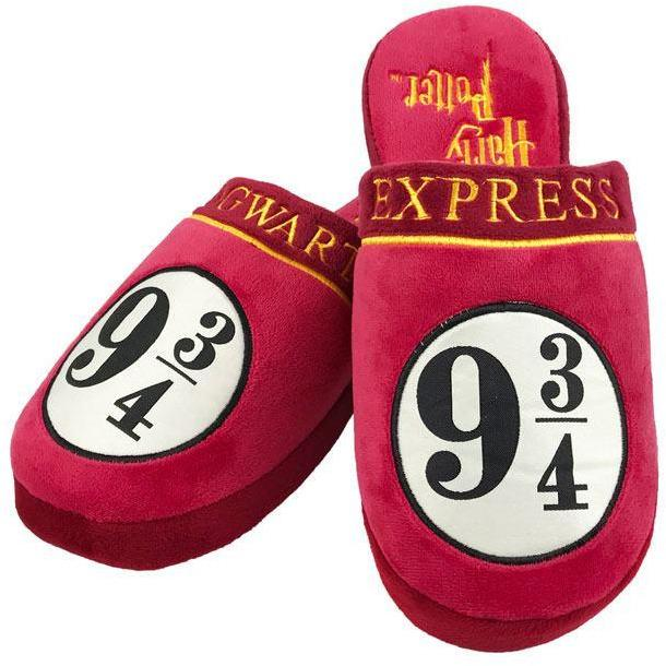 CHAUSSONS VOIE 9 3/4 - HARRY POTTER