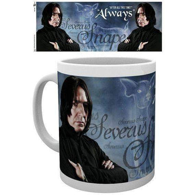 MUG SEVERUS ROGUE - HARRY POTTER - la boutique du sorcier