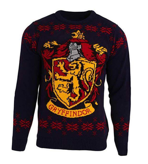 PULL GRYFFONDOR - HARRY POTTER - la boutique du sorcier