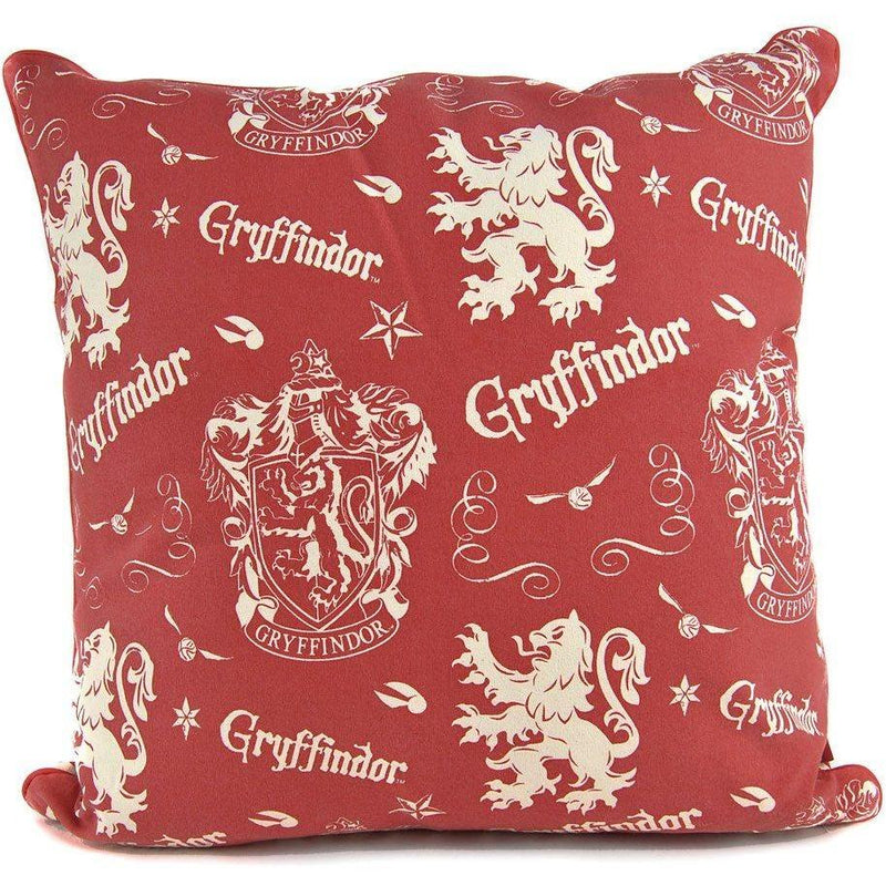 oreiller gryffondor blanc rouge harry potter boutique