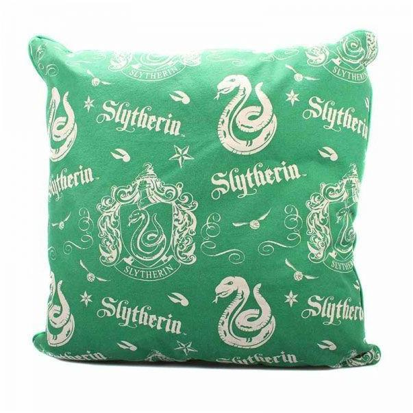 OREILLER SERPENTARD - HARRY POTTER - la boutique du sorcier