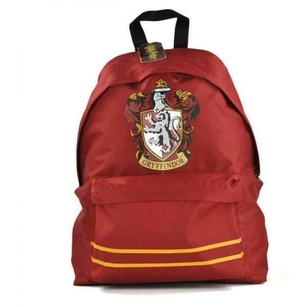 SAC À DOS GRYFFONDOR - HARRY POTTER - la boutique du sorcier