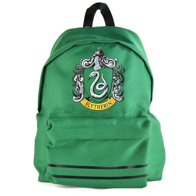 SAC À DOS SERPENTARD - HARRY POTTER - la boutique du sorcier
