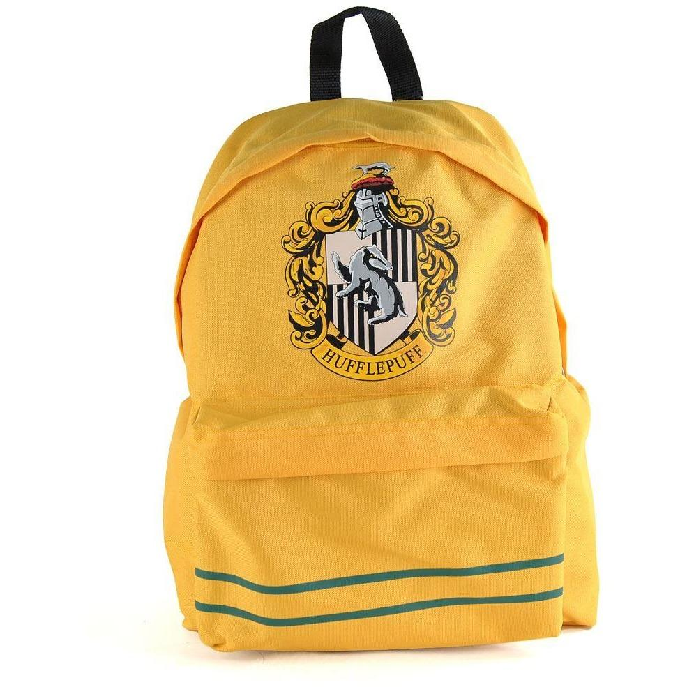 SAC À DOS POUFSOUFFLE - HARRY POTTER - la boutique du sorcier