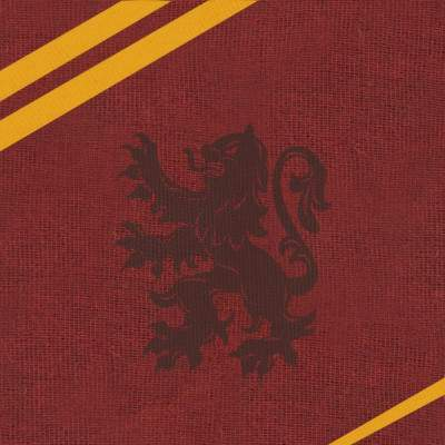 FOULARD GRYFFONDOR - HARRY POTTER La Boutique du Sorcier - Wizard Shop