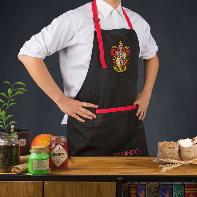 Tablier de cuisine Gryffondor - Harry Potter - la boutique du sorcier
