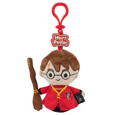 PORTE-CLÉS PELUCHE HARRY POTTER - HARRY POTTER - la boutique du sorcier