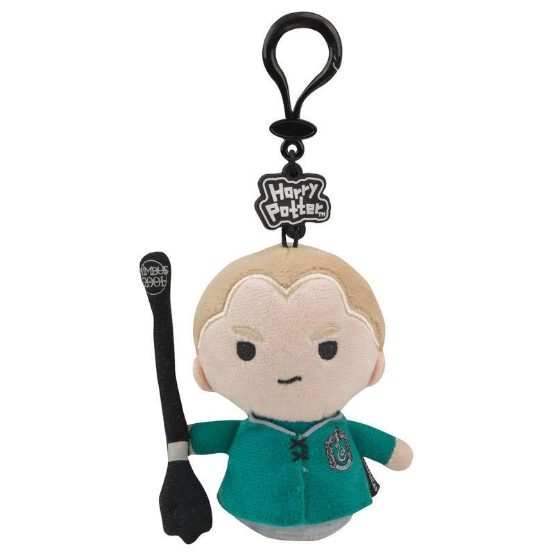 PORTE-CLÉS PELUCHE DRAGO MALEFOY - HARRY POTTER